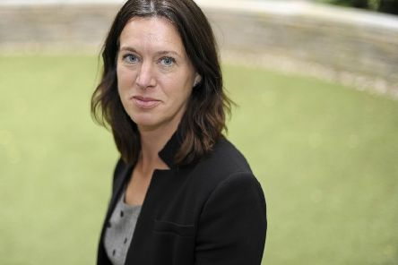 Chief Medical Officer Dr Catherine Calderwood has said the government hopes to begin collecting data on ACEs through the use of 'routine inquiry'. Photograph: Neil Hanna