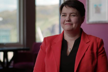 "Scottish Conservative leader Ruth Davidson admits there was ""panic"" during the independence referendum when Yes went ahead in the polls."