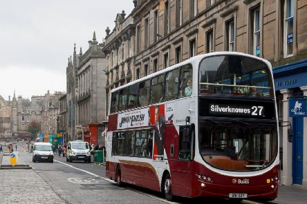 Lothian Buses' management have been accused of bullying tactics. Picture: TSPL