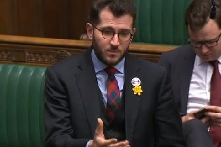 Labour MP for Glasgow North East, Paul Sweeney