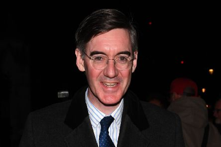 Jacob Rees-Mogg. Picture: Victoria Jones/PA Wire