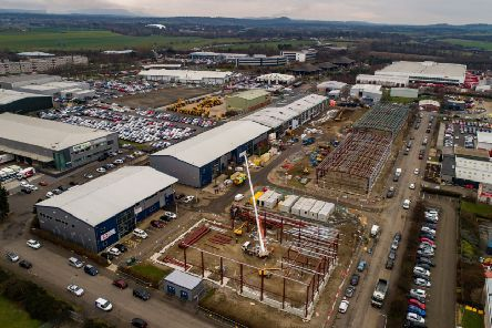 Seven Hills marks the 13th industrial property in Triton's portfolio. Picture: Contributed