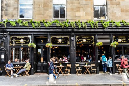 Bruce Group's current sites include Edinburgh's George IV Bar. Picture: Contributed
