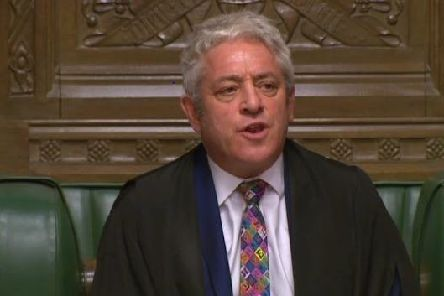 House of Commons Speaker John Bercow has thrown a spanner in the Government's Brexit plans (Picture: PA)
