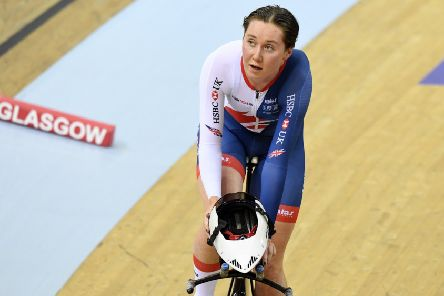 Katie Archibald believes the British cycling team still has strength in depth and will be hunting gold medals at the Tokyo Olympics. Picture: SNS