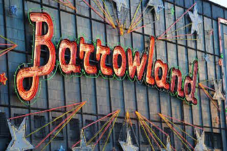 The Barrowlands in Glasgow's Gallowgate. Picture: TSPL