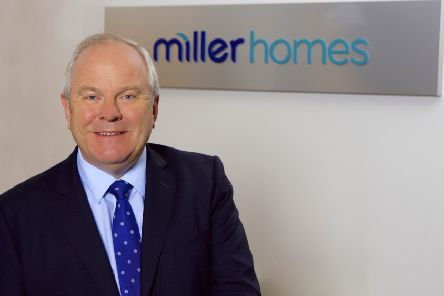 Chief executive Chris Endsor hailed strong demand for mid-market homes in the UK. Picture: Contributed