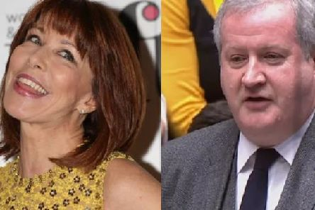 SNP's Ian Blackford clashes with Sky News presenter after Euro claim