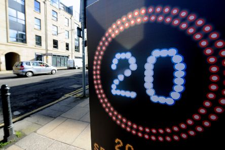Greens say a 20mph speed limit would save lives