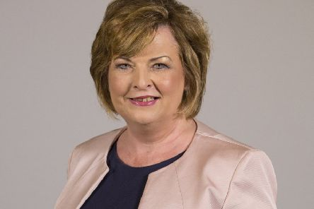 Fiona Hyslop points out that the average population of the top eight entrants on the list of happiest countries is about seven million