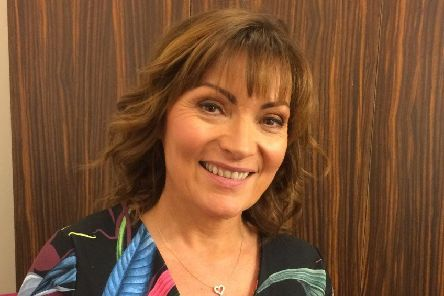 Lorraine Kelly. Picture: Contributed