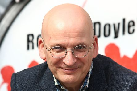 Roddy Doyle PIC: Tim P. Whitby/Getty Images