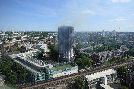 Health and safety has become shorthand for interfering, supercilious political  correctness, says Lesley McLeod ' but tragedies like the Grenfell tower block blaze highlight its importance. Picture: Leon Neal/Getty Images