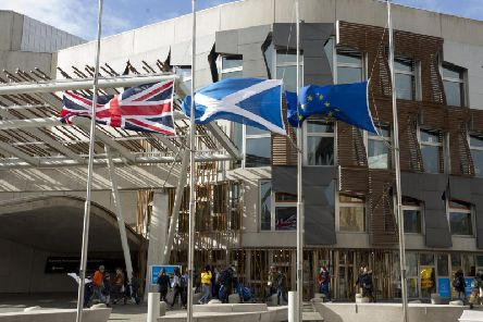 "The Scottish Parliament has unveiled a ""zero tolerance"" approach to harassment"