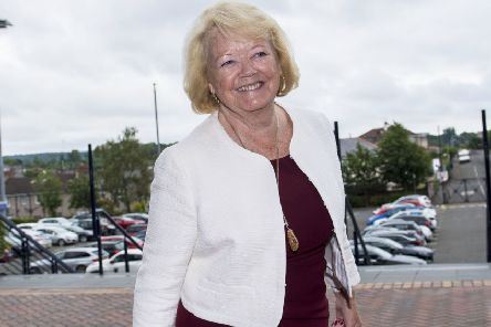 Hearts owner Ann Budge. Picture: Bill Murray/SNS