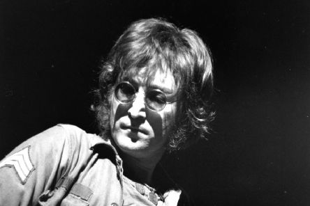 John Lennon. Picture: AP Photo-File