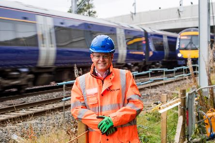"""ScotRail Alliance managing director Alex Hynes is confident the plan will produce """"significant improvements"""". Picture: ScotRail"""