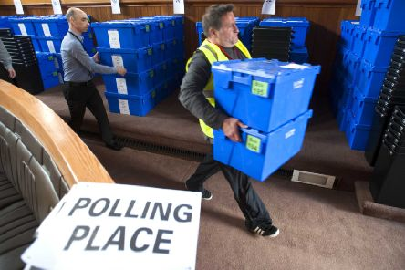 UK election laws are out-dated and full of loopholes (Picture: Jane Barlow)