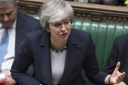 Speculation mounts as to whether Theresa May will be able to continue leading the country. Picture: PA