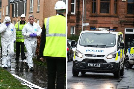 A man has been charged following the gas explosion. Pic: John Devlin