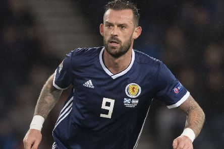 Steven Fletcher was unavailable for Scotland despite playing regularly for his club. Picture: SNS