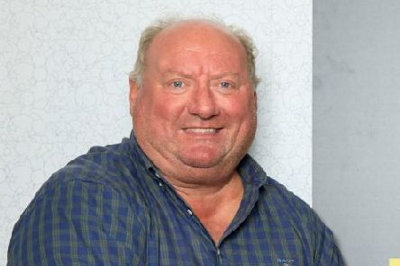 TalkSport presenter Alan Brazil