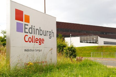 Staffing numbers have fallen across Scottish colleges. Picture: Scott Louden