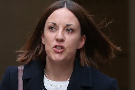 Former Scottish Labour leader Kezia Dugdale. Picture: Andrew Milligan/PA Wire