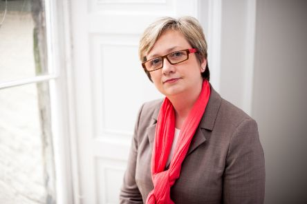 Edinburgh South West SNP MP Joanna Cherry