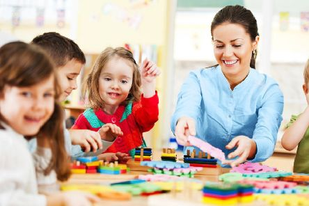 In Scotland, children who are aged from three and four years old are entitled to 600 hours of funded childcare, or 16 hours a week