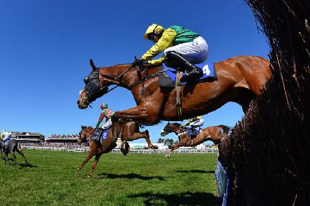 The Scottish Grand National will take place on Saturday, 16 April (Photo: Getty Images)