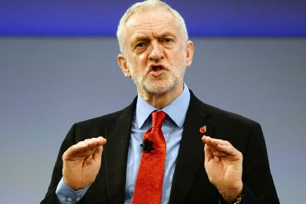 Labour leader Jeremy Corbyn. Picture: Reuters/Mary Turner