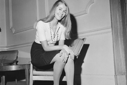 Julia Lockwood in 1970. (Picture: Les Lee/Daily Express/Hulton Archive/Getty Images)