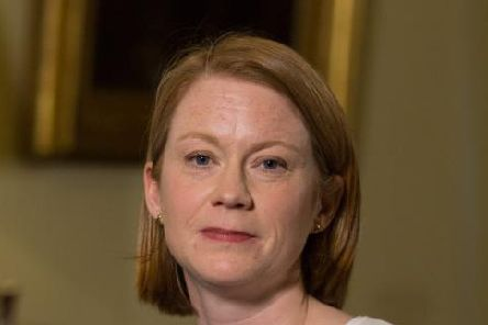 Shirley-Anne Somerville attempted to heal the division by admitting women's concerns were not 'transphobic'