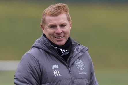 Celtic manager Neil Lennon has ruled himself out of the running for the Scotland job. Picture: SNS Group
