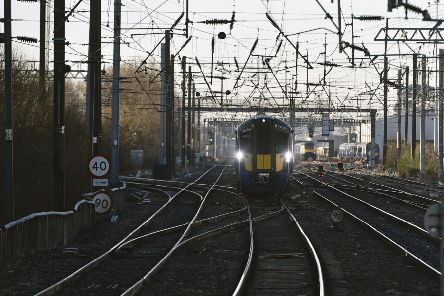 A total of 27,172 trains were cancelled compared to 16,896 the first year Abellio operated the trains. Picture: Neil Hanna