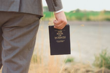 Stephen Kerr says working as a missionary for the Church of Jesus Christ of Latter-day Saints in London was a valuable life experience which he loved
