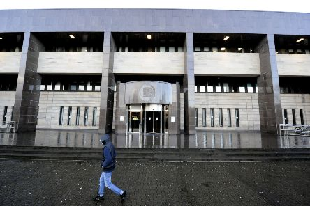 The trial at Glasgow Sheriff Court is expected to last four around six weeks