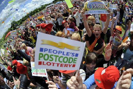 People's Postcode Lottery managing director Clara Govier has called for government action. Picture: Kate Chandler