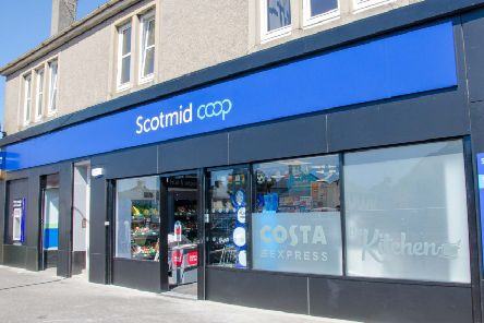 The hottest summer for 40 years helped boost Scotmid's food sales. Picture: Contributed