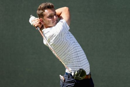 Scottish golfer and 'good citizen' Ryan Lumsden. Picture: Streeter Lecka/Getty Images