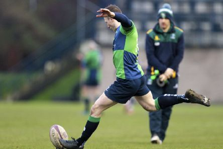 Boroughmuir's Gavin Parker scored a try in the Selkirk final. Picture: SNS