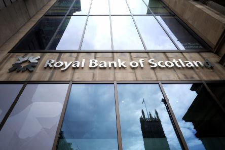 Royal Bank of Scotland among the financial giants hit with penalties. Picture: Jane Barlow/PA Wire