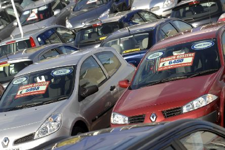 Make sure you can afford the repayments before getting a loan to buy big-ticket items like a new car. Picture: Jane Barlow
