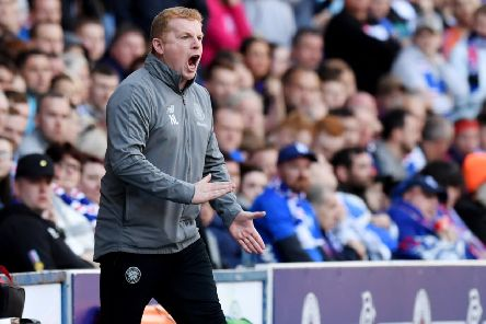 Celtic interim manager Neil Lennon has been stung by fans' criticism after the defeat by Rangers at Ibrox. Picture: Craig Foy/SNS