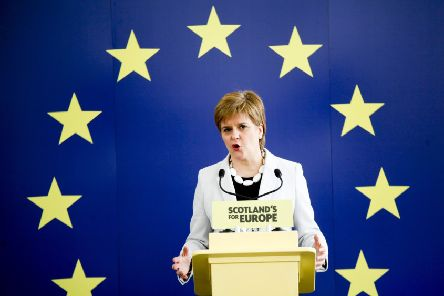 The SNP should benefit from having a strong clear message about Europe, says Kenny MacAskill