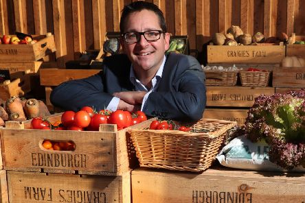 James Withers, chief executive of trade association Scotland Food & Drink.