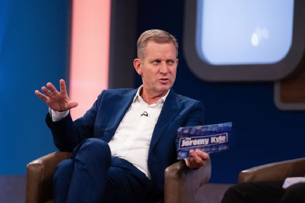 Jeremy Kyle has made a fortune out of taunting the needy, damaged and dysfunctional. Picture: ITV Pictures