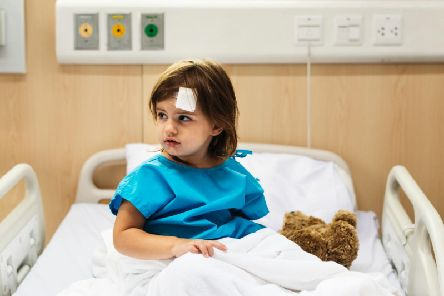 Parents have called for an urgent investigation into the rise in childhood cancers in Scotland. PIC: Getty.
