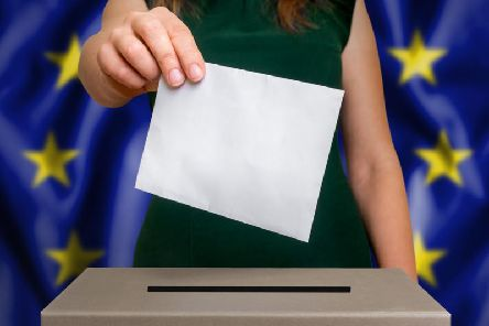 Voters will vote in the European Elections on Thursday (Photo: Shutterstock)